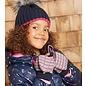 Hatley Navy Winter Hat with Pom Pom