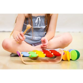 Plan Toys Oval Xylophone by Plan Toys