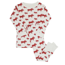 Parade Red Moose Organic Cotton PJ by Parade