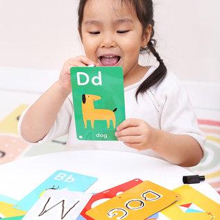 Banana Panda Let's Write & Wipe Alphabet (Ages 3+)