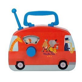 Moulin Roty Circus Musical Bus