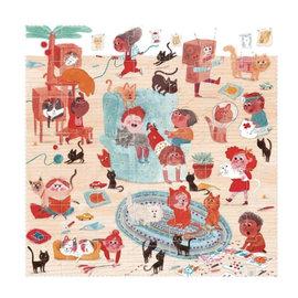 Londji Cats 49 Piece Puzzle by Londji