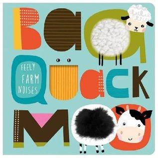 Make Believe Ideas BAA Quack Moo Tactile Board Book