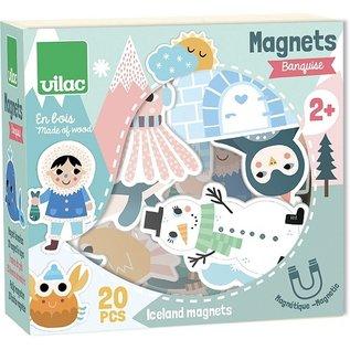 Vilac Iceland Magnets by Vilac
