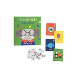 Moulin Roty Magnetic Alphabet Learning Game