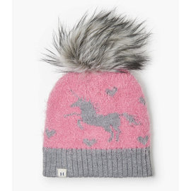 Hatley Unicorn Shimmer Winter Hat