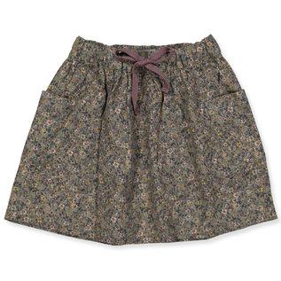 WHEAT KIDS Green Flowers Skirt by Wheat