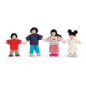 Plan Toys Doll Family (Asian) by Plan Toys