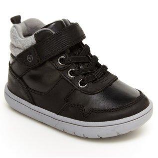 Stride Rite Ryker Style Black High Top Shoe by Stride Rite