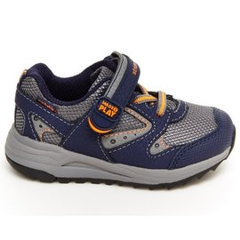 Stride Rite Made 2 Play Xander Navy Sneaker by Stride Rite