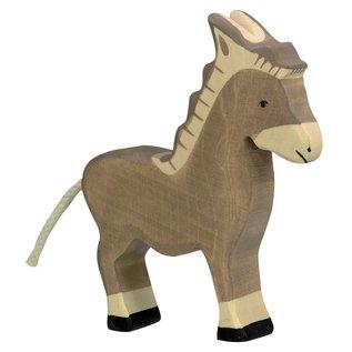 Holztiger Wooden Animal Figures ~ Donkey~ by Holztiger