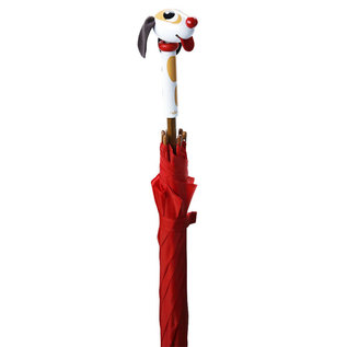 Vilac Toutou the Dog Wooden Handle Umbrella (Made in France)