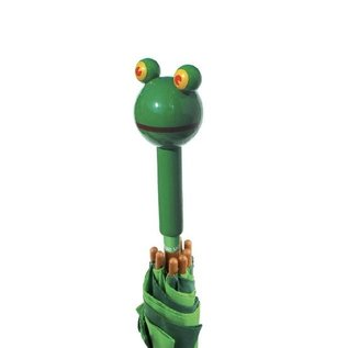 Vilac Yabon the Frog Wooden Handle Umbrella (Made in France)