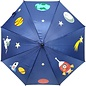Vilac Cosmonaut Space Wooden Handle Umbrella (Made in France)