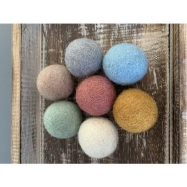 Papoose Earth Balls 3.5cm 7 Pieces
