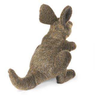 Folkmanis Puppets Small Kangaroo Hand Puppet