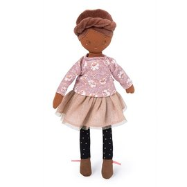 Moulin Roty Mademoiselle Rose Doll 26cm by Moulin Roty