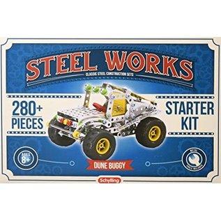Schylling Steel Works Dune Buggy Building Set