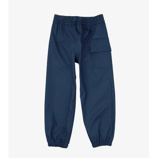 Hatley Navy Rain Pants by Hatley