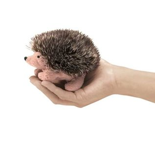 Folkmanis Puppets Mini Hedgehog Finger Puppet by Folkmanis