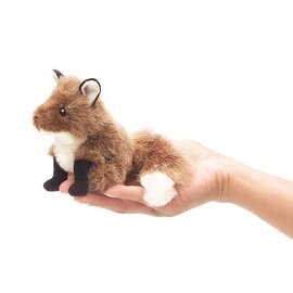 Folkmanis Puppets Mini Fox Finger Puppet by Folkmanis