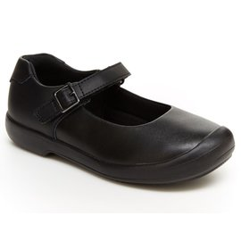 Stride Rite Black Colour Ainsley Mary Jane Shoe by Stride Rite