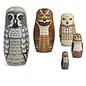 Hearthsong Owl Nesting Set