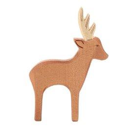 Ostheimer Wooden Figures ~ Deer  ~ by Ostheimer