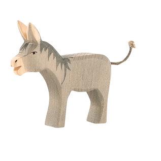 Ostheimer Bremen Donkey Wooden Figure by Ostheimer