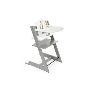 Stokke Tripp Trapp High Chair Complete Pack (with Cushion + Tray) by Stokke