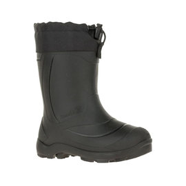 Kamik Black Snobuster Insulated+ Waterproof Boot