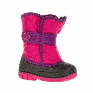 Kamik Rose Colour Snowbug3 Winter Boots by Kamik