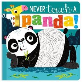 Make Believe Ideas Never Touch a Panda Board Book