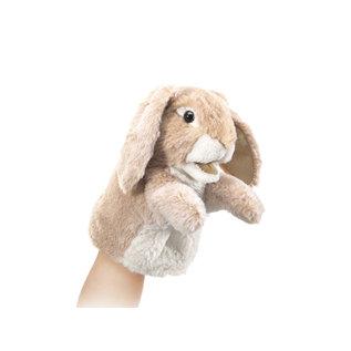 Folkmanis Puppets Little Lop Ear Hand Puppet by Folkmanis