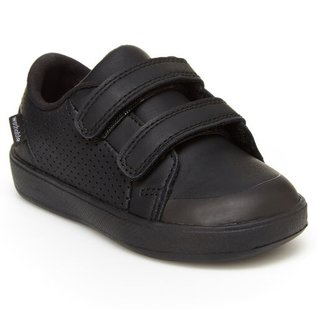 Stride Rite Black Colour Jude Style Shoe by Stride Rite