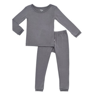 Kyte Baby Charcoal Bamboo PJs by Kyte