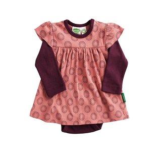 Parade Organic Cotton Baby Onesie Dress by Parade Baby