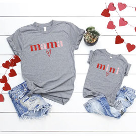 Mini & Mama T-Shirts (Sold Individually)