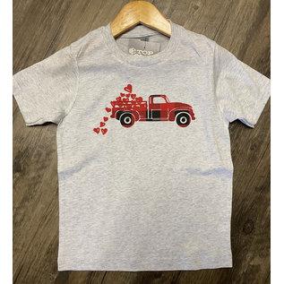 Heart Truck T-Shirt