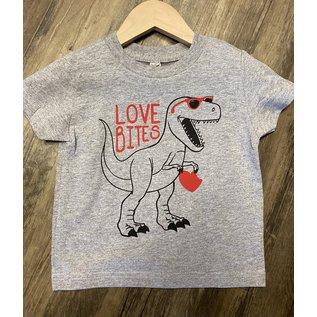 Love Bites Dino T-Shirt