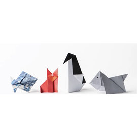 Eco-Kids Origami Paper Magic Kit