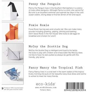 Eco-Kids Origami Paper Magic Kit