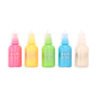 Ooly Glow in the Dark Dot-A-Lot Craft Paints Set of 5 by Ooly