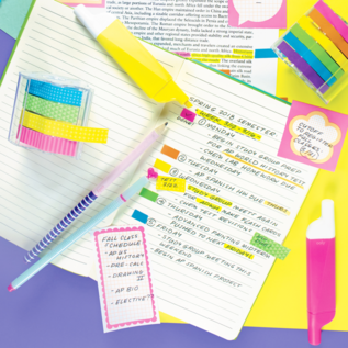 Ooly Do-Over Highlighters (6-Pack)