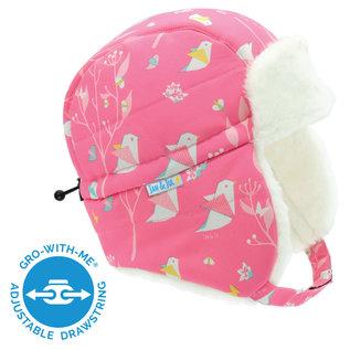 Jan & Jul by Twinklebelle Origami Print Toasty Dry Winter Trapper Hat