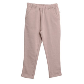 WHEAT KIDS Rose Powder Wool Sweatpants by Wheat