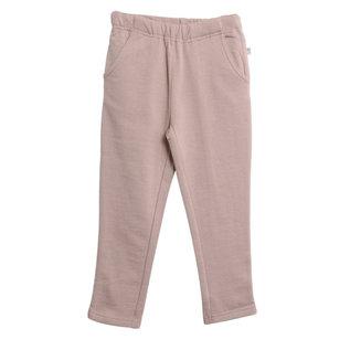 WHEAT KIDS Rose Powder Wool Sweatpants by Wheat