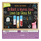 Kiss Naturals Lava Lip Gloss Making Kit