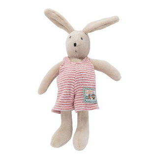 Moulin Roty Sylvain the Rabbit Soft Toy (20cm) by Moulin Roty