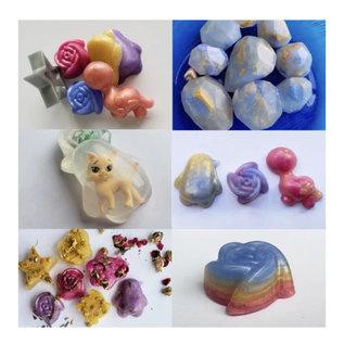 Kiss Naturals Glycerin Soap Making Kit